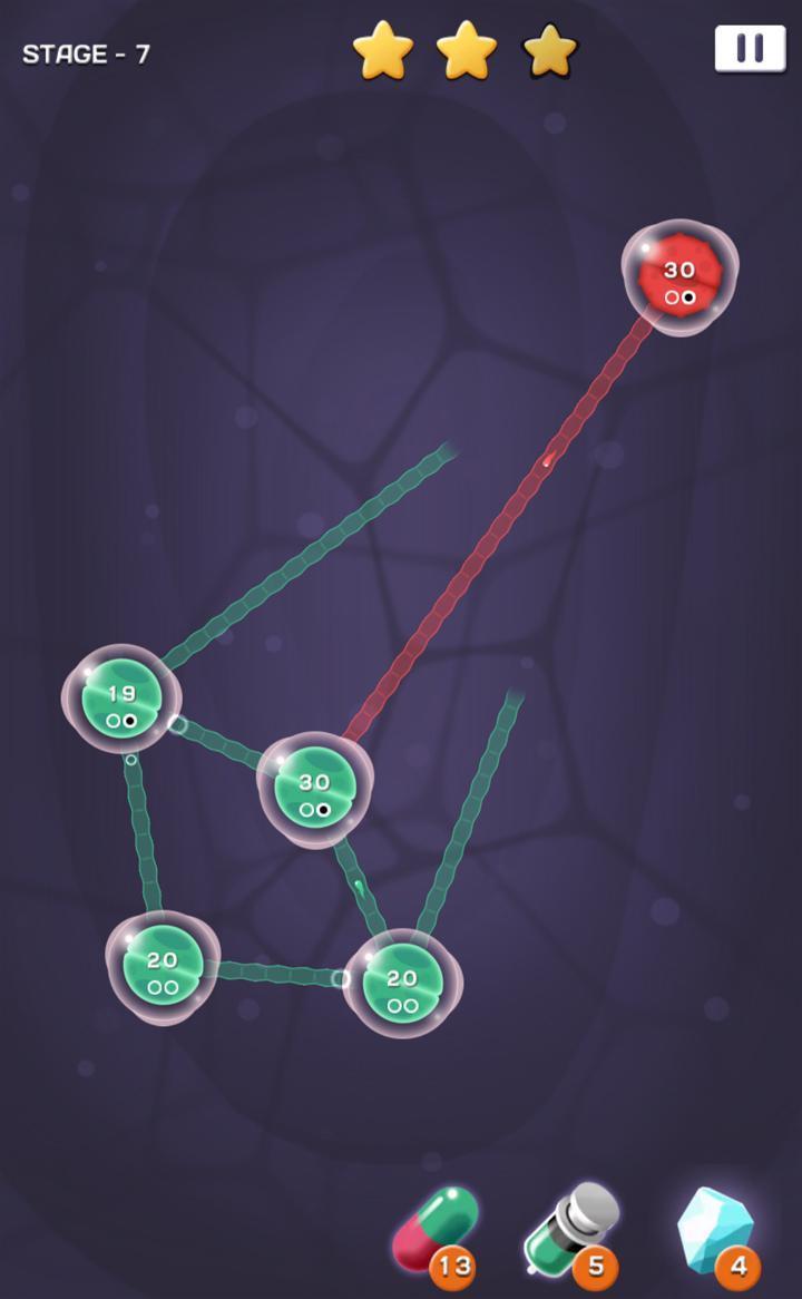 细胞扩张战争无限金币钻石版下载