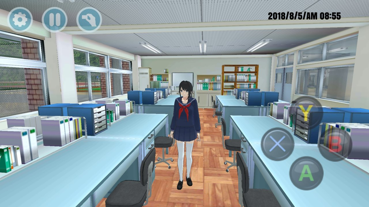 高校模拟器2020手机版