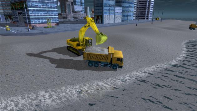沙挖掘机模拟器中文汉化破解版