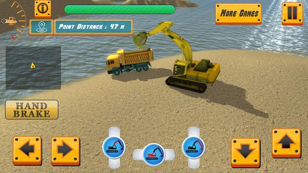 沙挖掘机模拟器汉化版下载