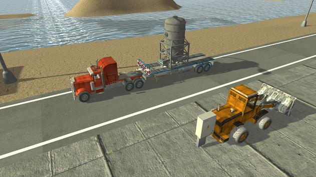沙挖掘机模拟器全关卡解锁版