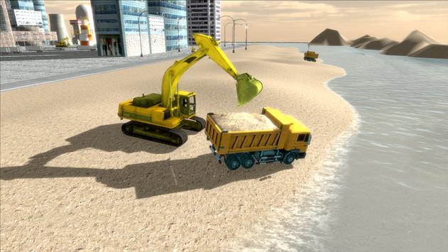 沙挖掘机模拟器免费安卓版