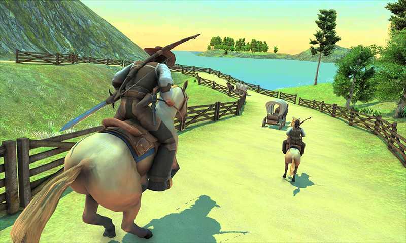 骑马模拟器最新下载