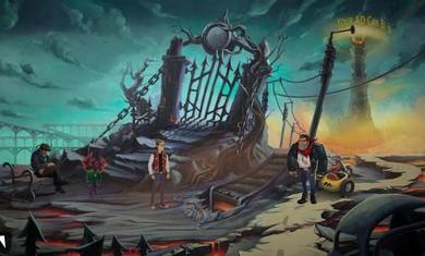 安吉洛和狄蒙一个地狱般的探险破解版下载