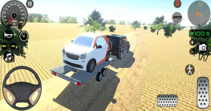 拖车驾驶模拟手机下载版