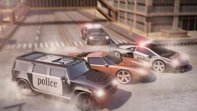 犯罪市警车模拟器安卓内购破解版