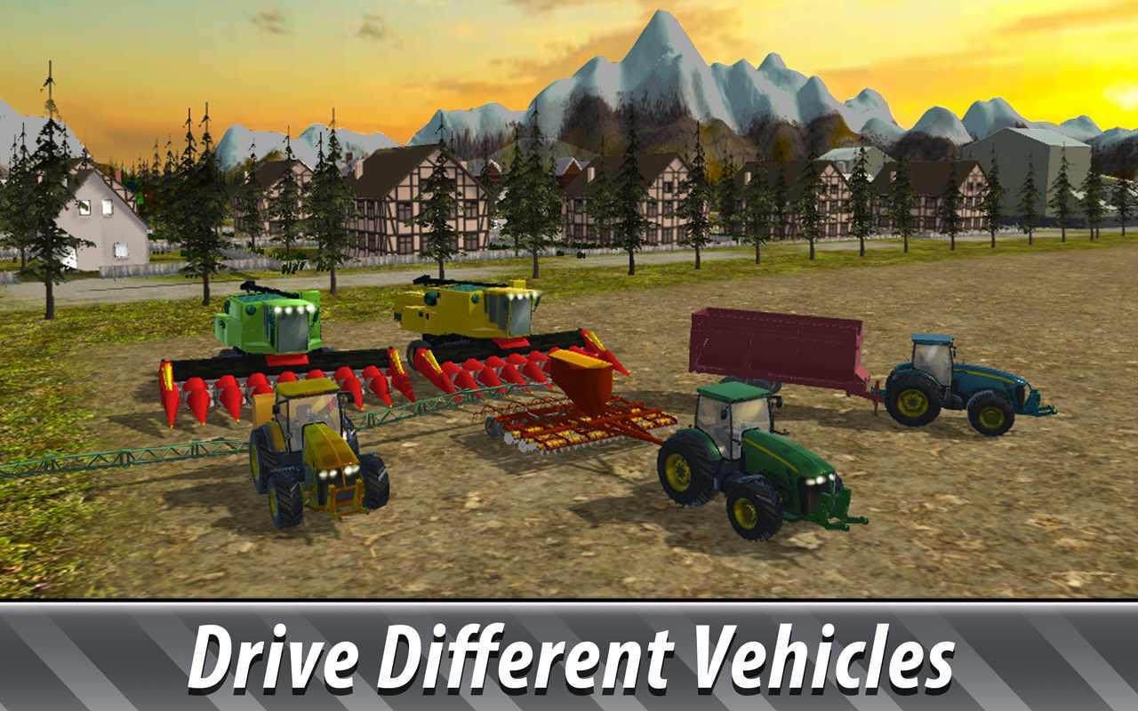 欧洲农场模拟器:玉米手机版