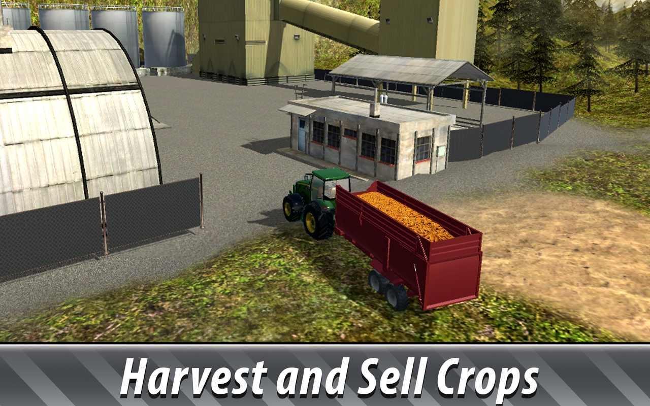 欧洲农场模拟器:玉米无限金币内购版