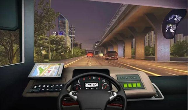 现代城市公交车驾驶模拟器游戏下载