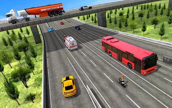 现代城市公交车驾驶模拟器安卓版下载