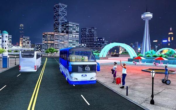 现代城市公交车驾驶模拟器内购破解版