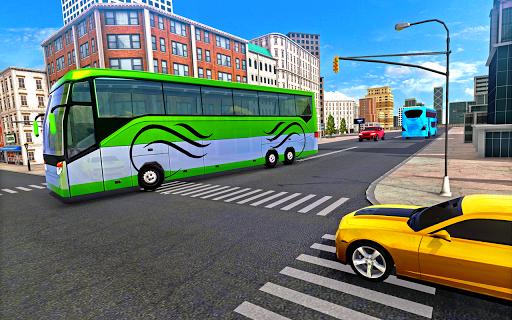 现代城市公交车驾驶模拟器无限金币版