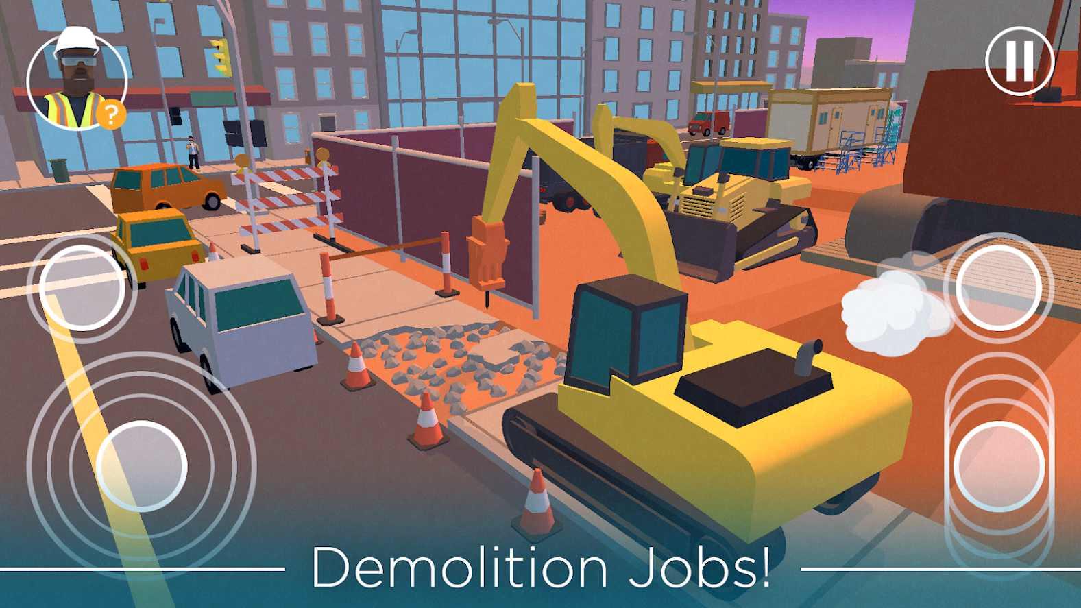 挖掘机模拟器青青热久免费精品视频在版