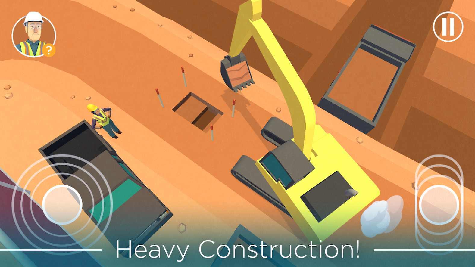 挖掘机模拟器2020最新版