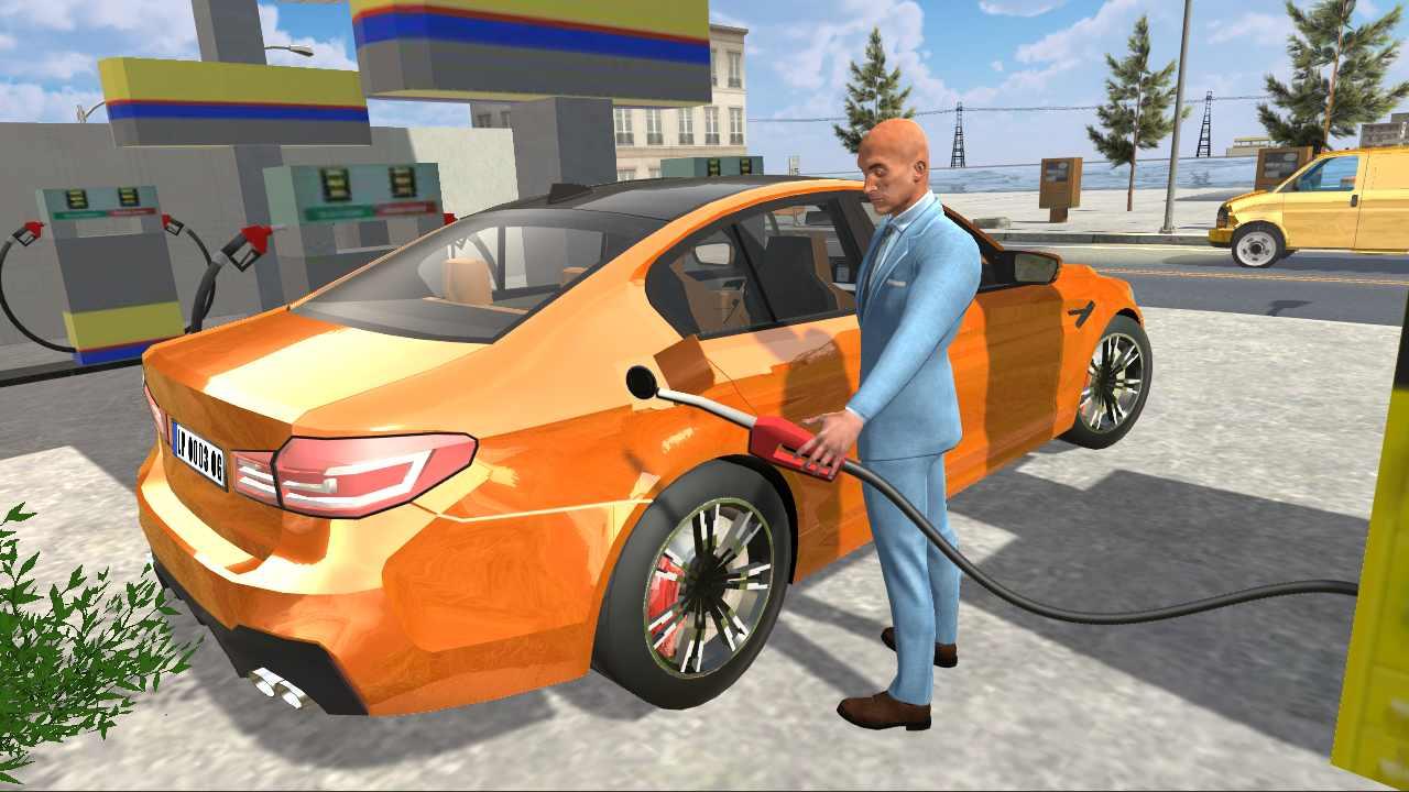 汽车模拟器m5下载