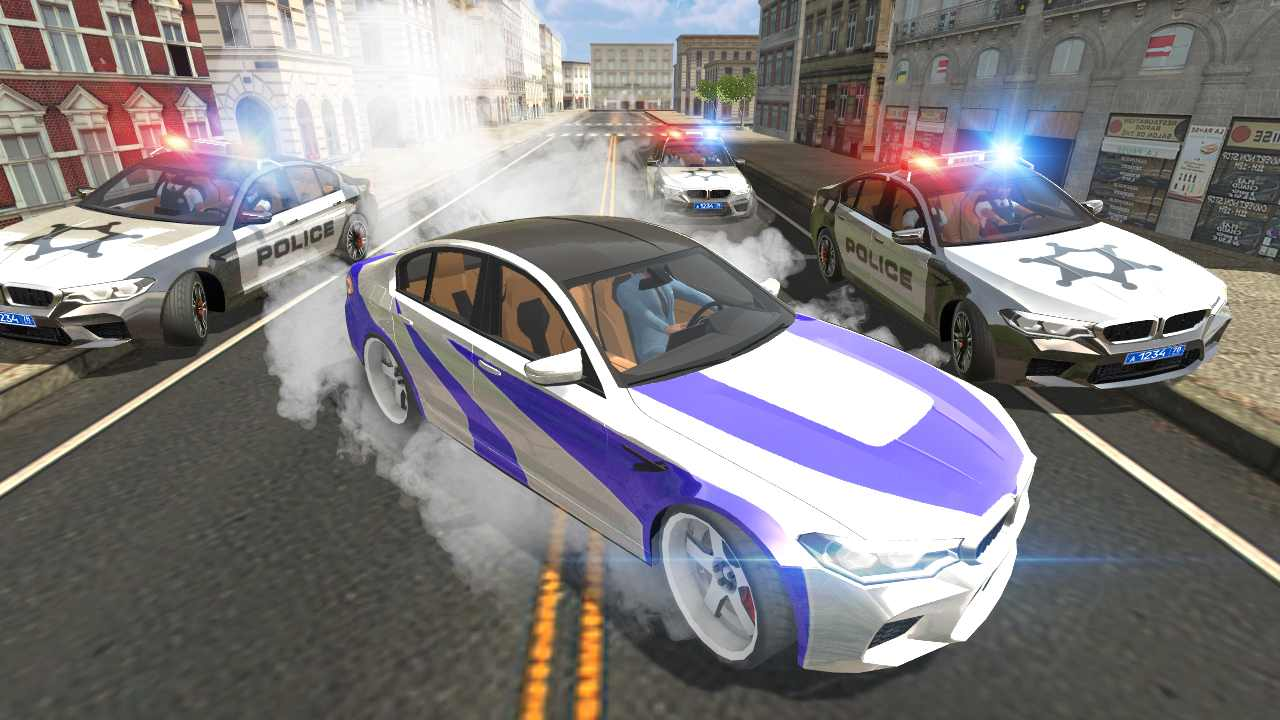 汽车模拟器m5破解版