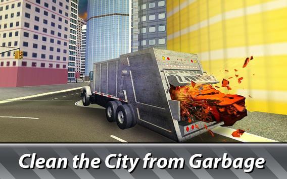 垃圾车模拟器汉化版下载