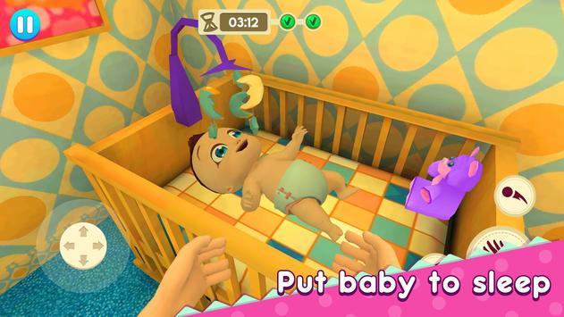 妈妈模拟器手机版游戏