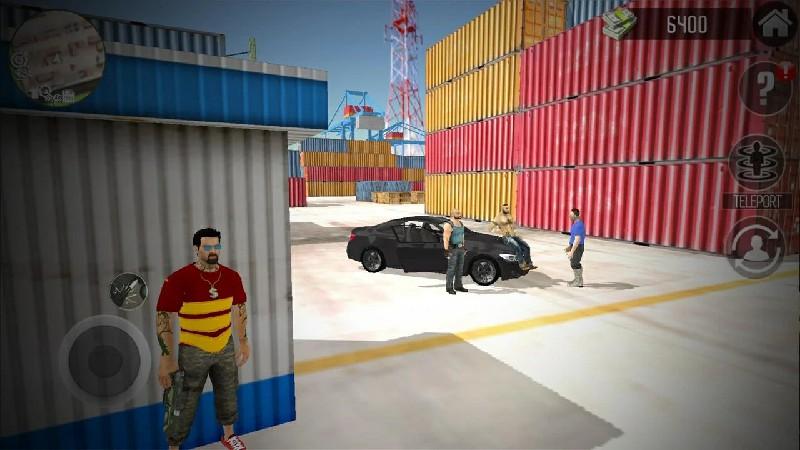 黑帮模拟器3D中文最新版