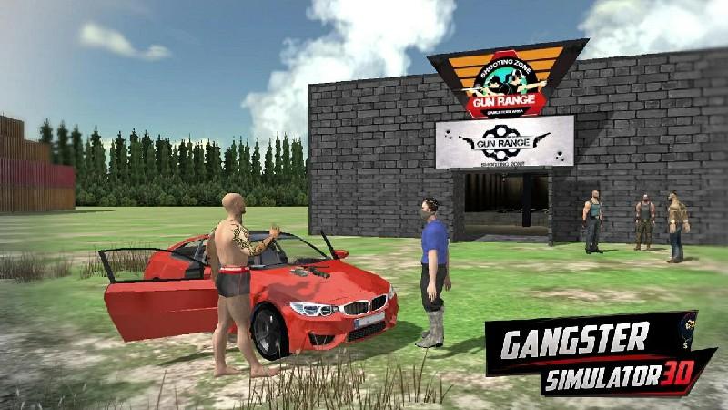 黑帮模拟器3D最新版