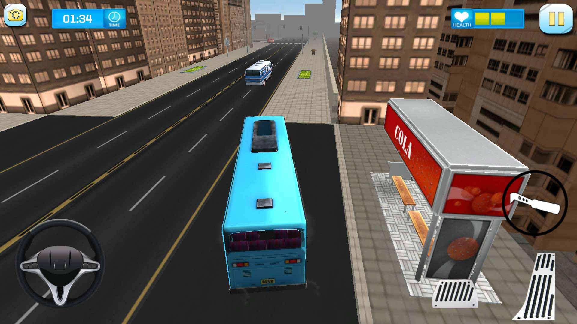 公交车模拟器驾驶3D中文版