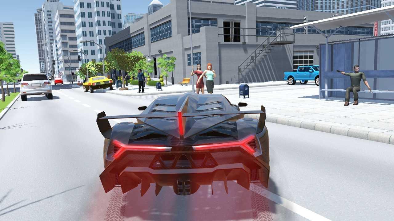 兰博汽车模拟器免费版下载