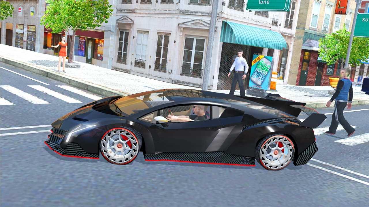 兰博汽车模拟器汉化破解版