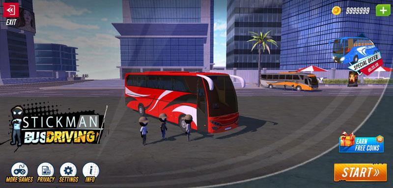 火柴人巴士模拟器免费版