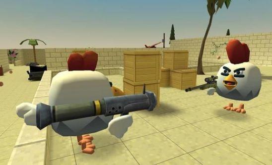 小鸡火力对决官方版下载
