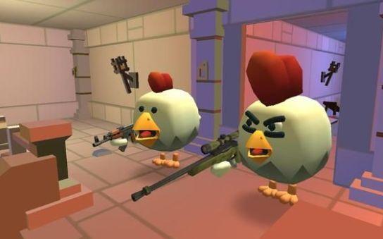 小鸡火力对决游戏下载