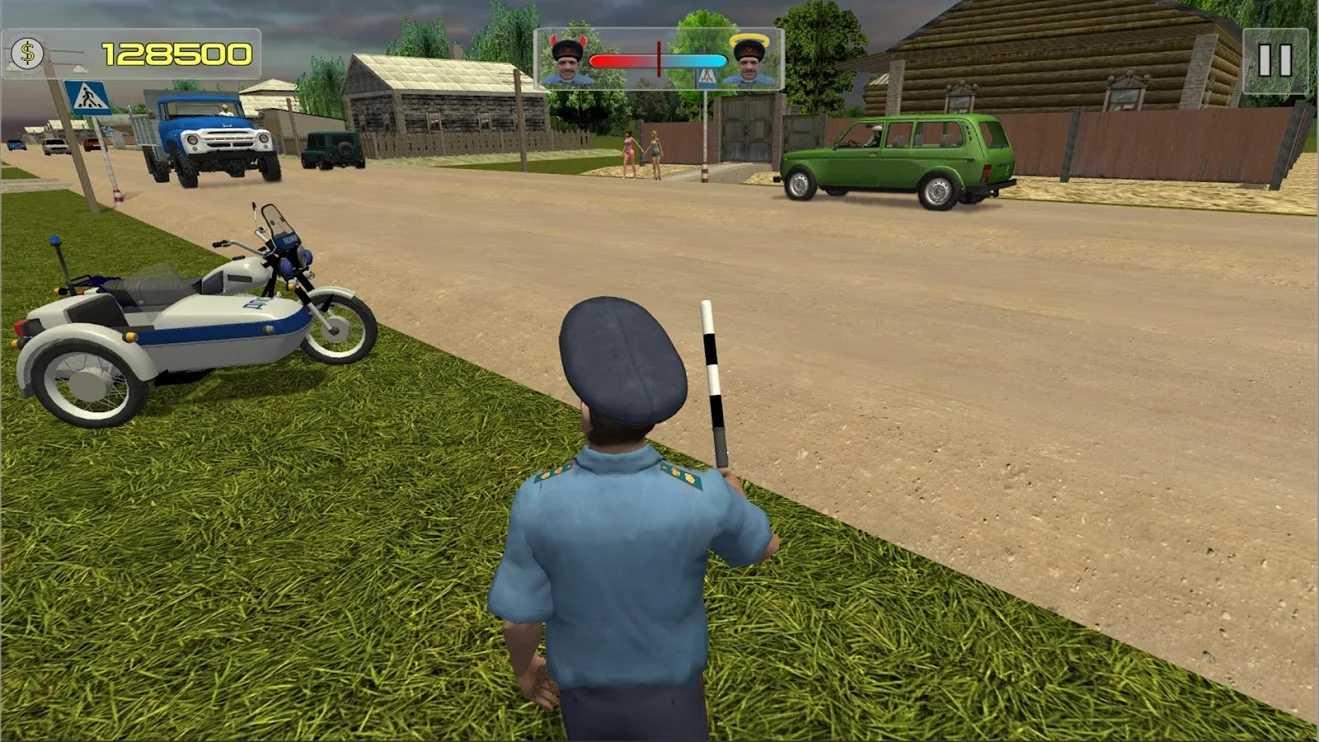 交通警察模拟器3D官方最新版下载