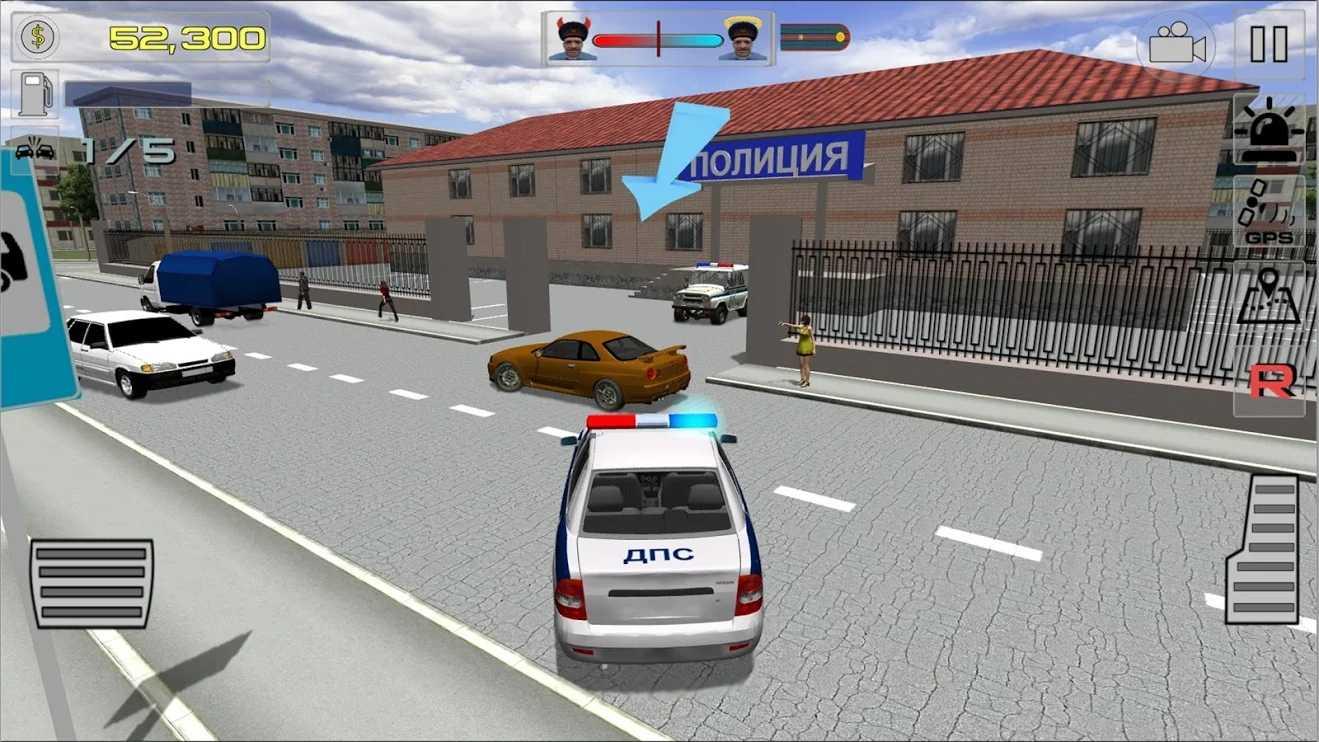 交通警察模拟器3D安卓版下载