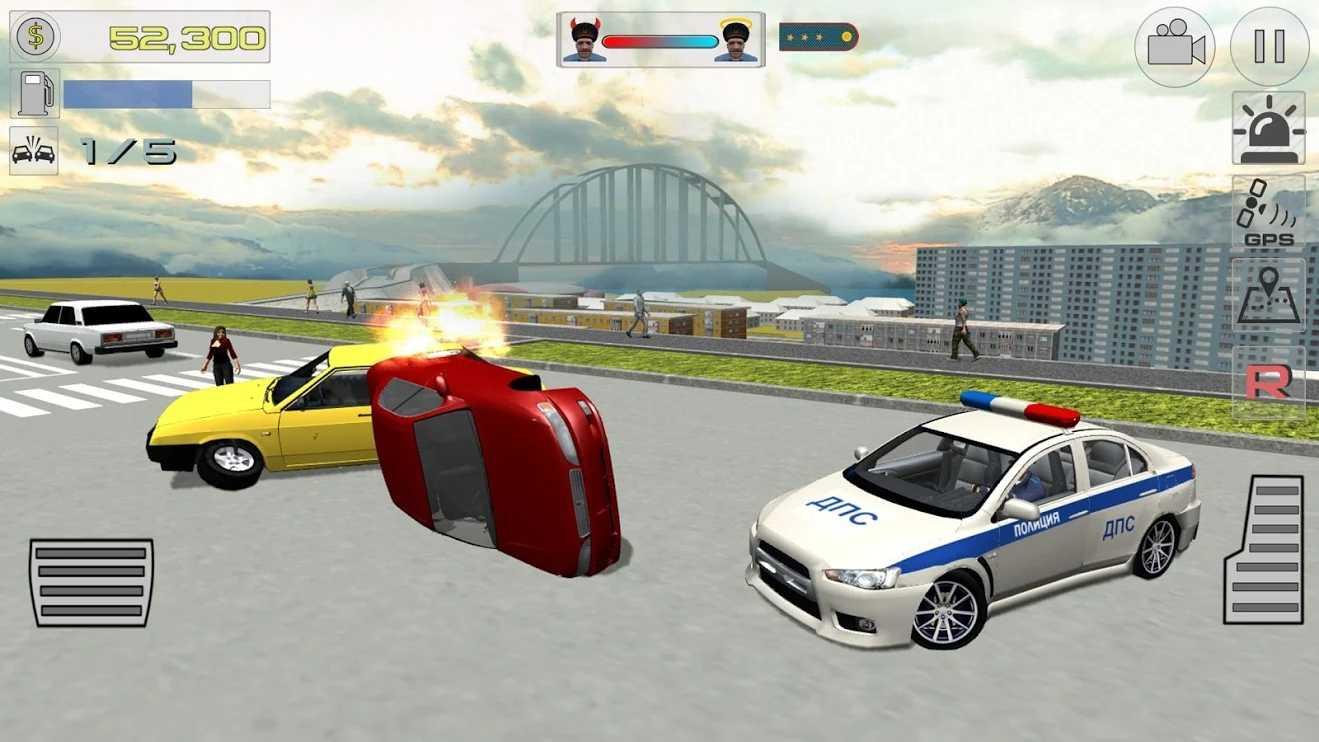 交交通警察模拟器3D中文版下载v15.1.1