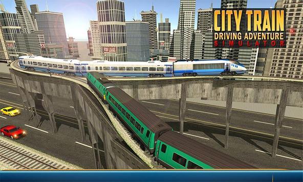 城市列车驾驶模拟器冒险手机版