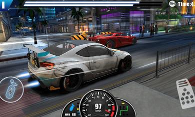豪华汽车驾驶游戏