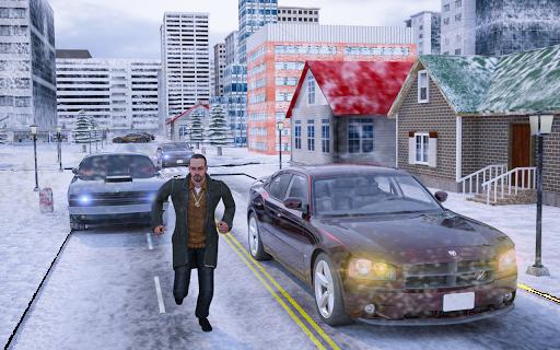 冬季城市射击大佬黑手党游戏安卓版