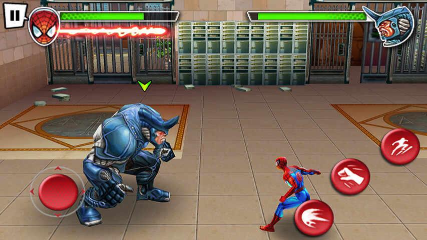 蜘蛛侠:全面混乱HD手机版