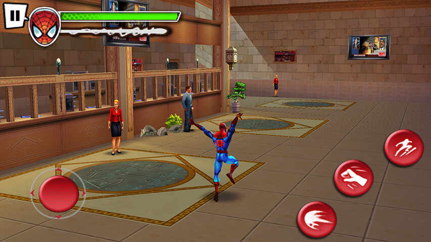 蜘蛛侠:全面混乱HD游戏下载