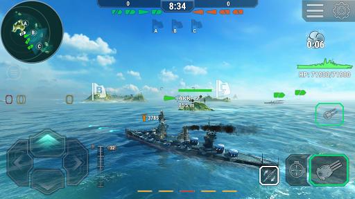 战舰宇宙:海战免费版