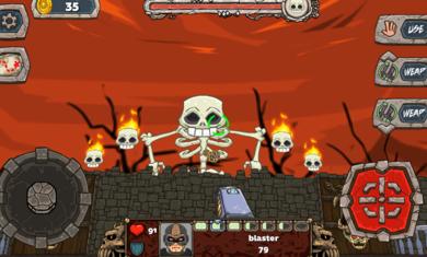 恶魔爆炸游戏免费下载