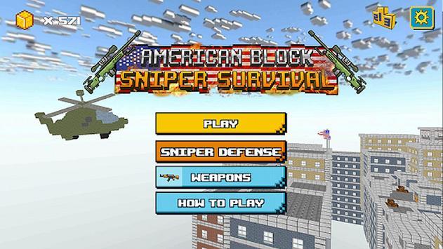 美国狙击手生存最新中文版下载