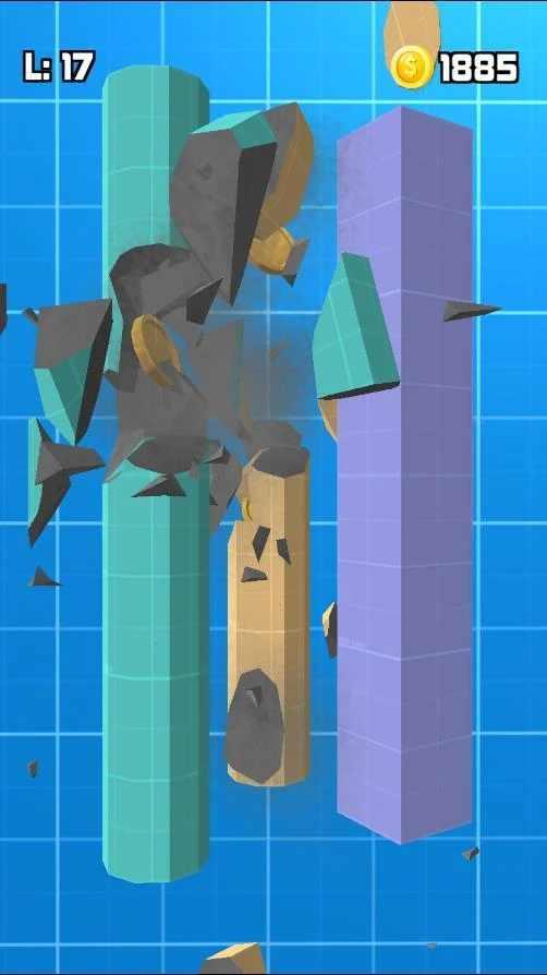混凝土破碎机3D游戏下载