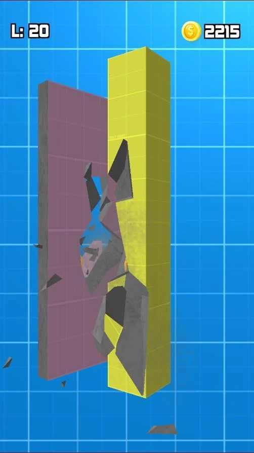 混凝土破碎机3D无广告版