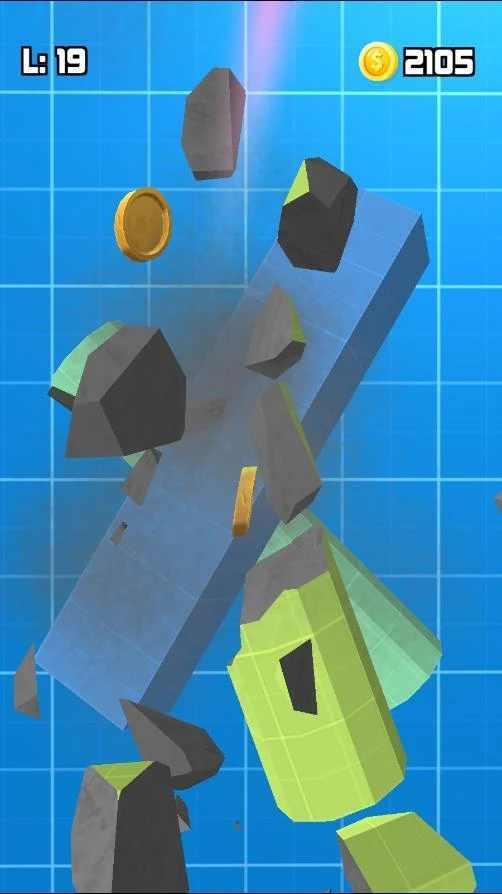 混凝土破碎机3D游戏安卓版