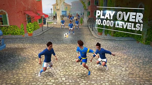 足球比赛-技巧版手机客户端下载
