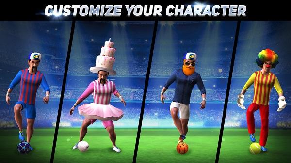 足球比赛-技巧版最新中文版下载