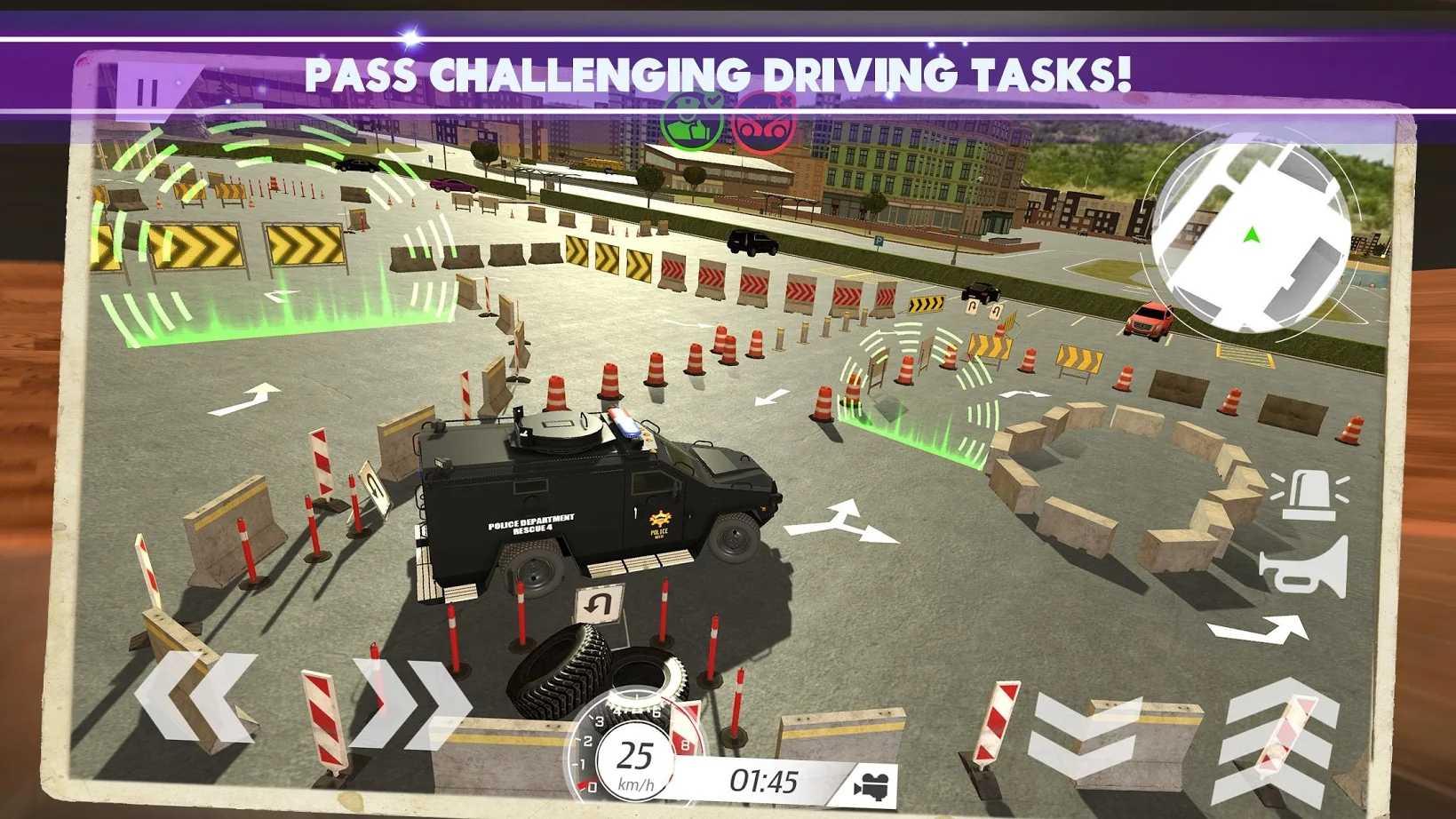 汽车驾驶职业最新版V1.15