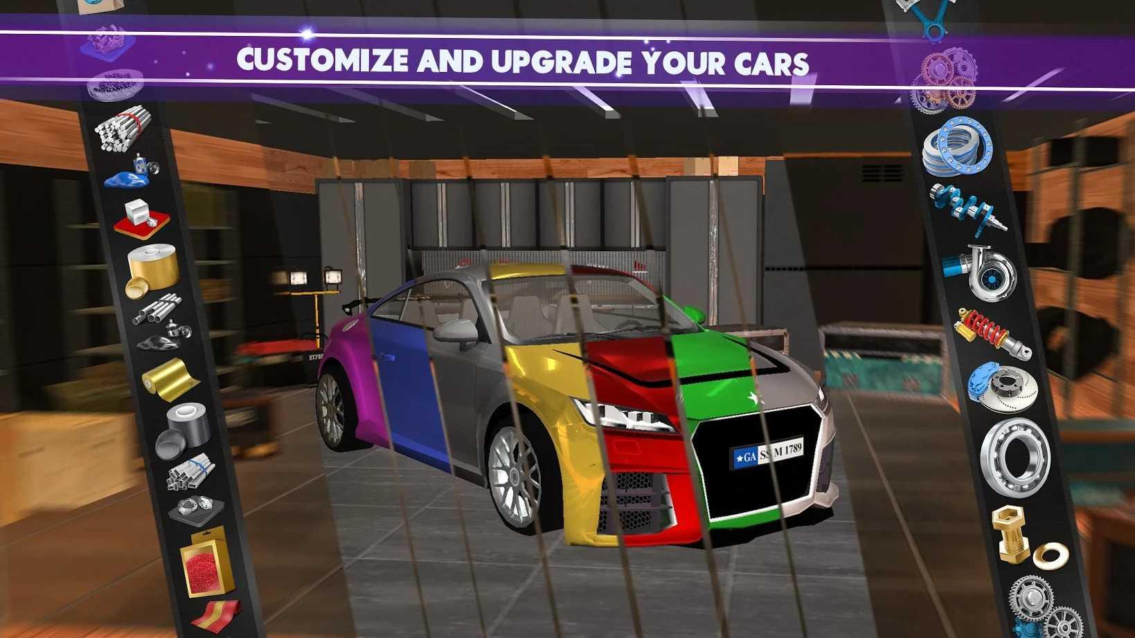 汽车驾驶职业游戏下载
