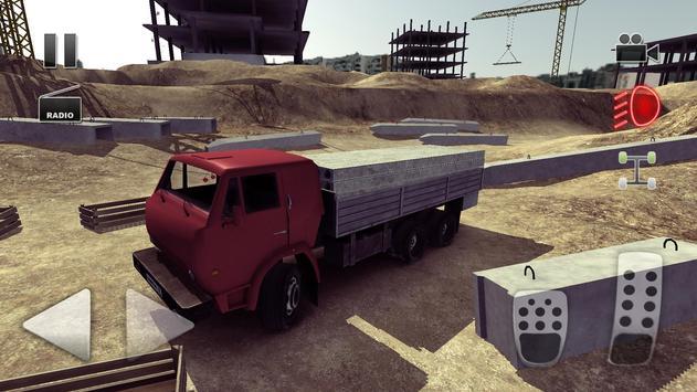 卡车司机疯狂道路破解版