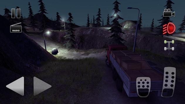 卡车司机疯狂道路游戏下载